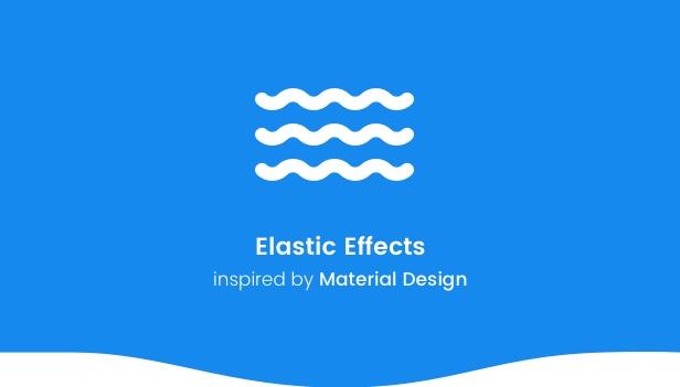 Elastic Effects