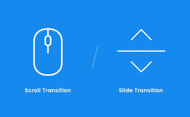 Slide and Scroll Transitions