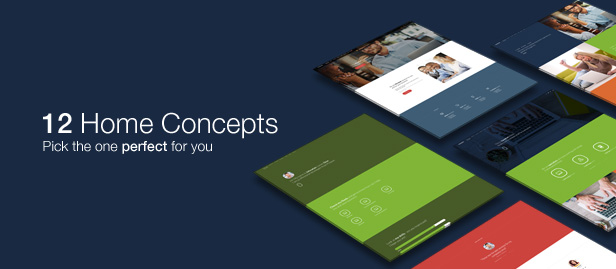 Kwadrat - Creative Multipurpose HTML5 Template