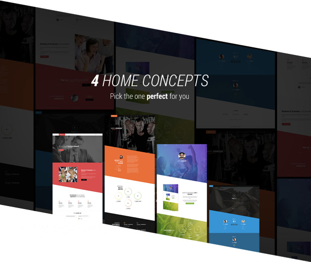 8 Home Concepts