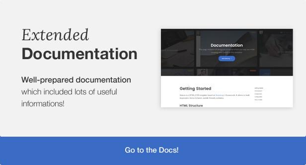 Extended Documentation